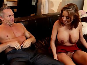 Indiscretions Sn 1 with scorching wild wife Britney Amber