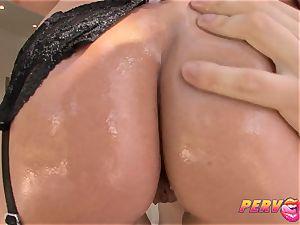 PervCity Brandy Aniston warm mummy anal invasion