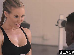 BLACKED Nicole Anistons unforgettable 1ST IR