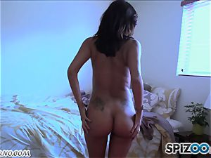 pov Swinger lovemaking with youthful friends from college