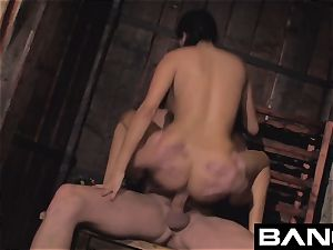 French dark haired cougar Anissa Kate Compilation
