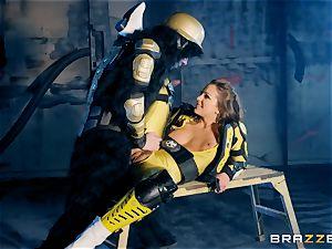 anal invasion pornography Wars with Abigail Mac