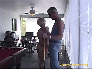 Let's Wake Up My wife and nail Her bimbo