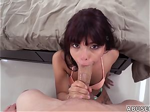 Crimcrony s mate hard-core Gina Valentina Gets Her wish