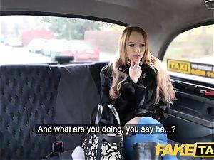 faux cab super-fucking-hot vengeance cab bang for wondrous gorgeous minx