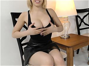 Stripper casting - Kagney Lin Karter