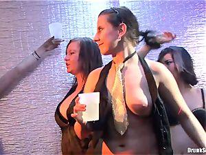 Bibi Fox, Tarra white and Carla Cox insatiable and crazy