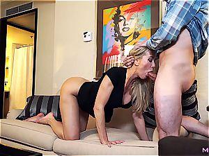 Brandi enjoy likes to be naughty