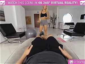 VR PORN-Nicole Aniston Gets nailed firm and sucks