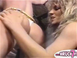 nipple pinned 90s girl-on-girl