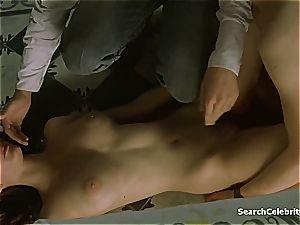 antsy Eva Green has phat knockers and looks so stellar bare