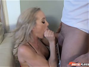 foursome drill exchanging with Brandi love and Nina North