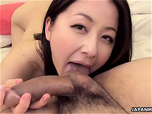 gentle nubile getting her twat smashed the moist way