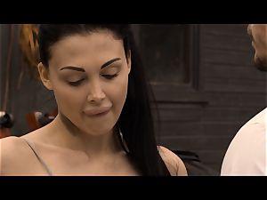 xCHIMERA - Hungarian babe Aletta Ocean in glamcore fucky-fucky