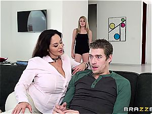 Ava Addams steals her daughter's bf